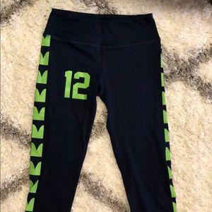 Seahawks leggings